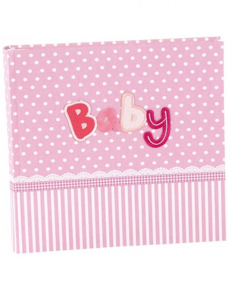 slip-in album Baby pink 200 photos 10x15 cm