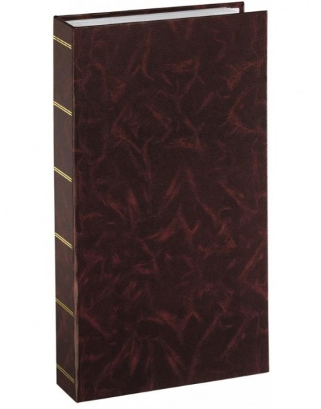 Birmingham Slip-In Album, for 300 photos with a size of 10x15cm, burgundy