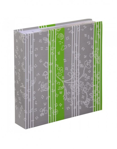 Curly Memo Album, for 200 photos with a size of 10x15 cm, lime