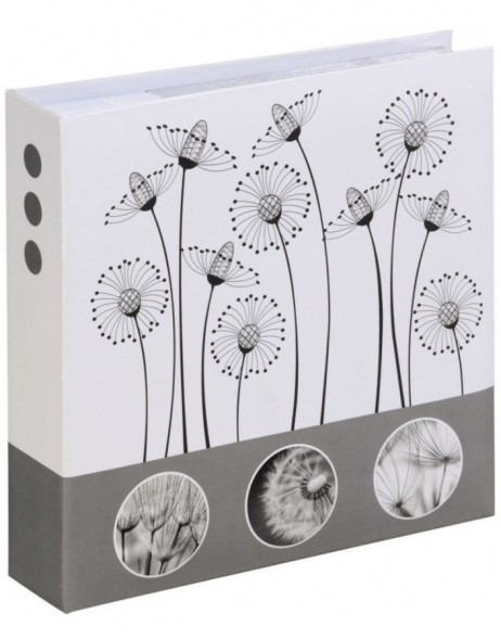 Fino Memo Album, for 200 photos with a size of 10x15 cm, white