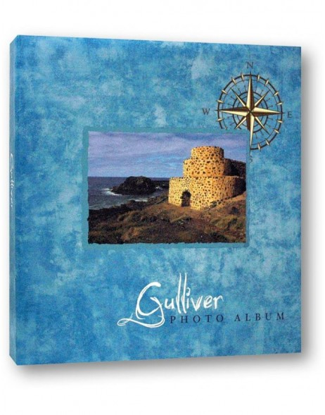 slip-in photo album GULLIVER 200 photos 11x16 cm