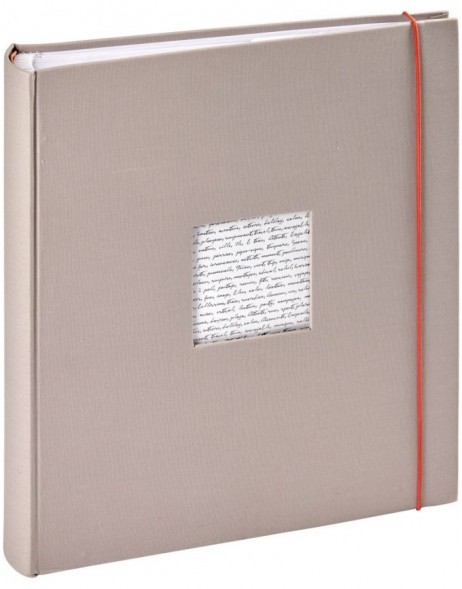slip-in album Linea 500 photos 11x15 cm grey