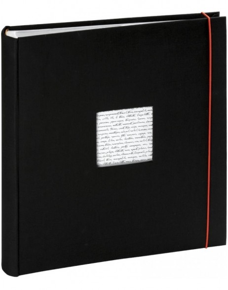slip-in album Linea 500 photos 11x15 cm black