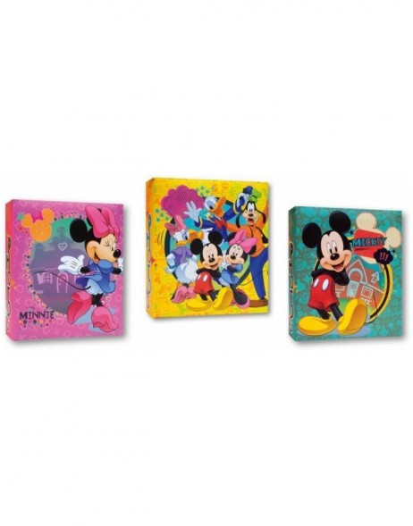 Einsteckalbum Mickey & Friends 200 Fotos 13x19 cm