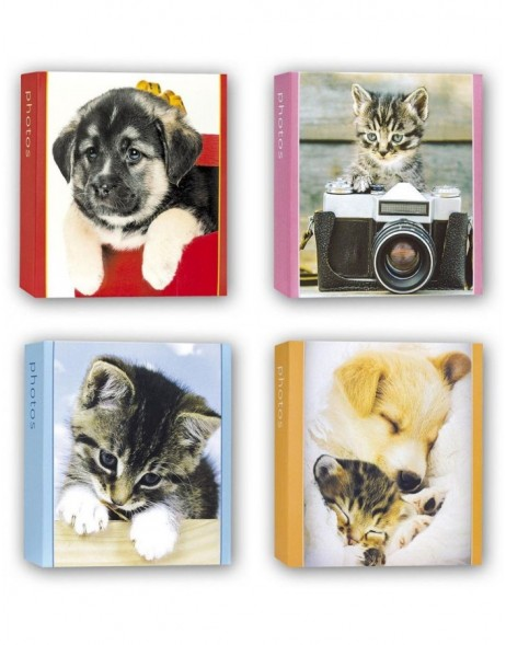 Einsteckalbum Pet Club 200 Fotos 11x16 cm