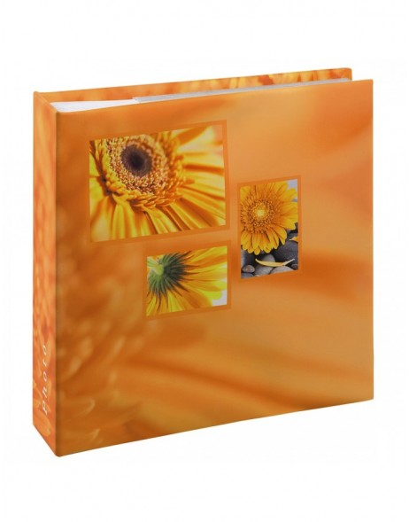 Einsteckalbum Singo 200 Fotos 10x15 cm orange