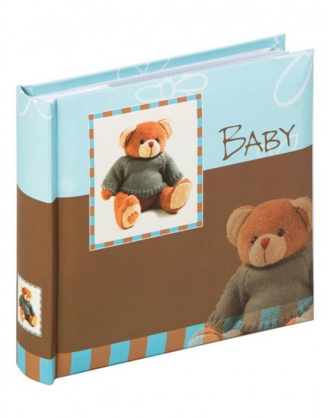 slip-in baby album TEDDY