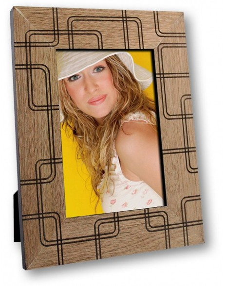 Eric wooden photo frame 13x18 cm and 15x20 cm