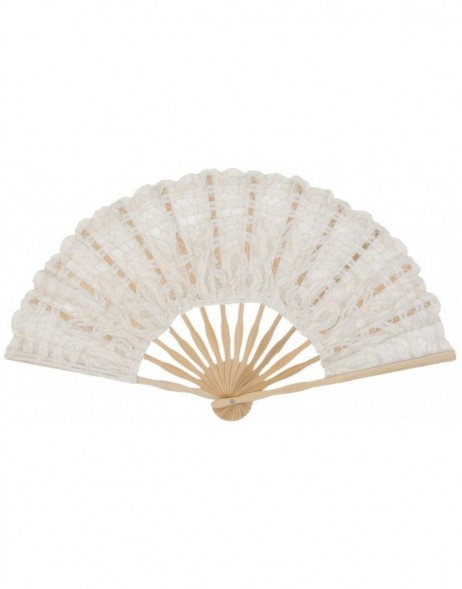 FAW0028 Clayre Eef - paper fan nature