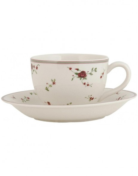 FRANCINE cup with saucer