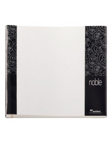 flex insert sheets for post bound album Noble - white