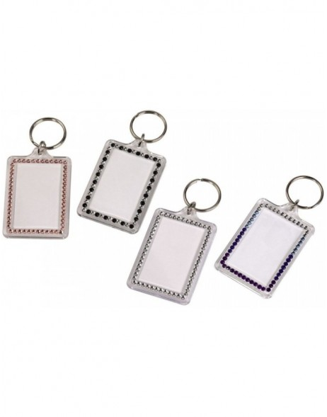 FASHION photo keychain 1 piece