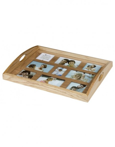 TRAY SENZO nature photo tray