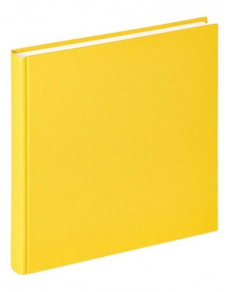 Photo Album Avana yellow 30x30 cm