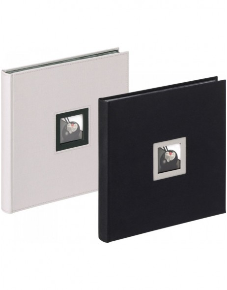 Photo album Black White 26x25 cm and 30x30cm