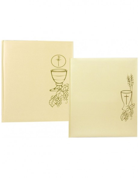 Photo album Calice communion 24x32 cm
