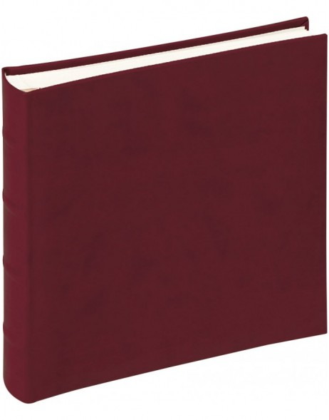 photo album classic - wine-red