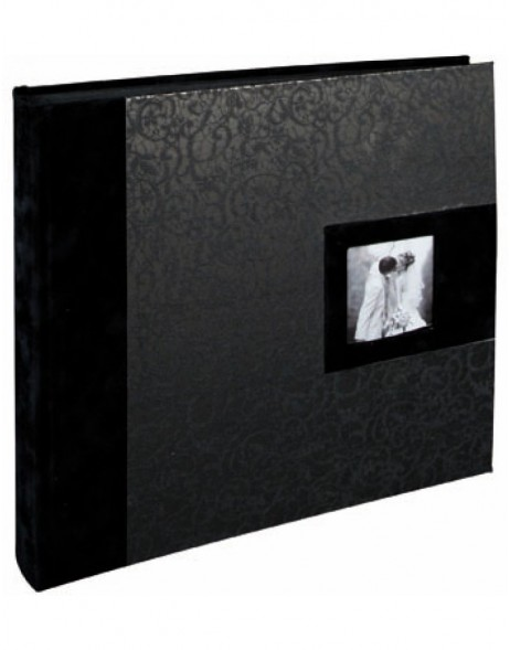Photo Album Deluca 34x31 cm black