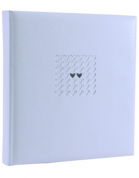 photo album ELEGANCE 30 x 31 cm white