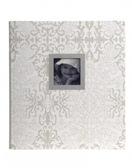 Photo album Cashmere white