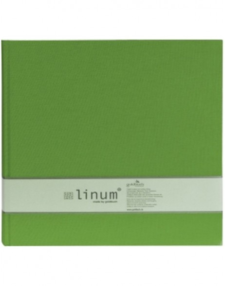photo album LINUM light green 25x25 cm