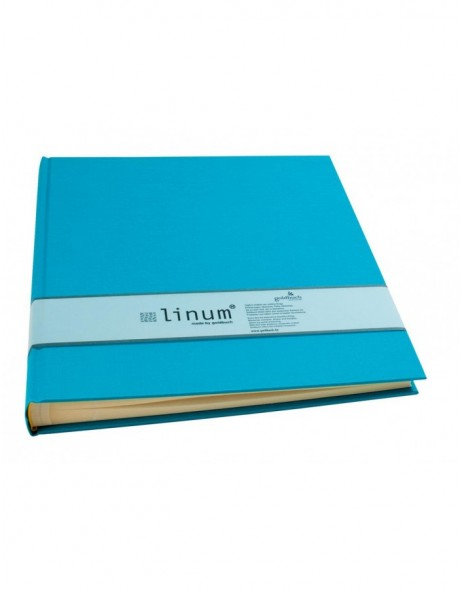 Photo album Linum turquoise