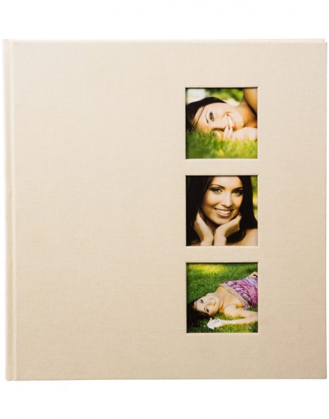 Photo album Style in beige