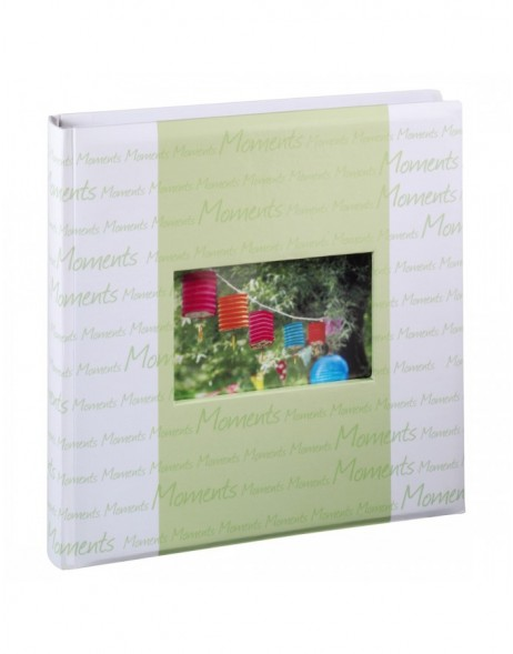 photo album spring-green LA VIDA 26x26 cm