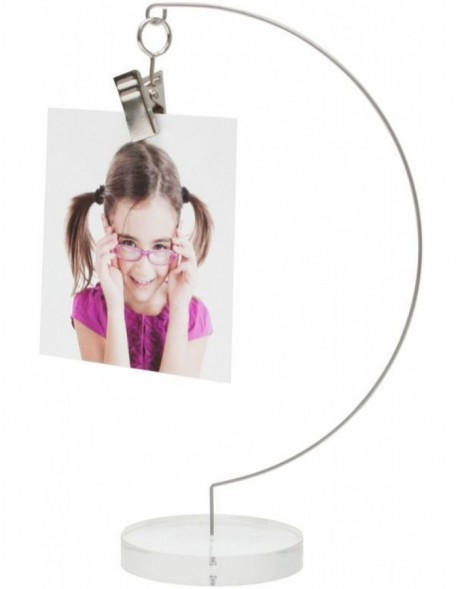 Photo hanger Plexi with clip