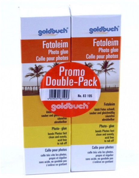 Fotoleim 2x50ml