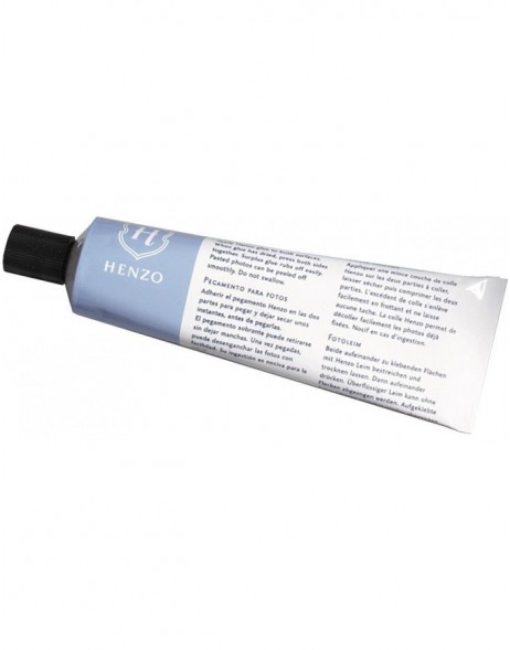 Henzo photo glue 100 ml Tube