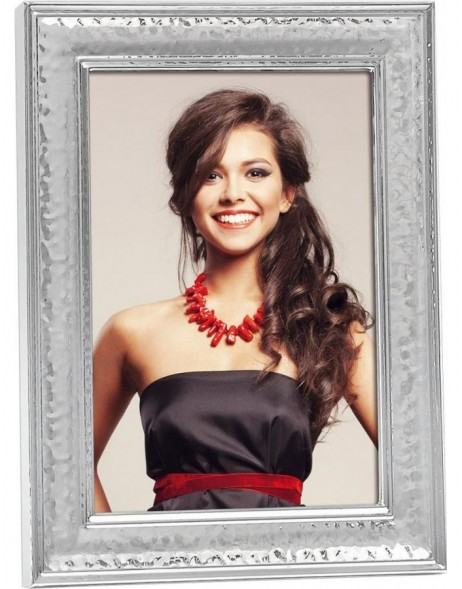 Photo frame Tebe 10x15 cm and 13x18 cm silver