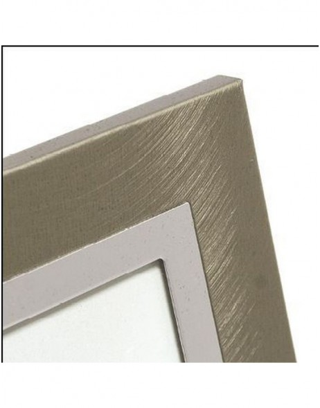 Wels metal frame silver and bronze