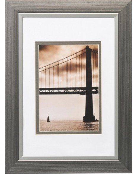 Frisco Bay plastic frames with double mat