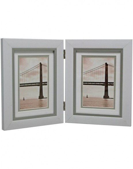 Frisco Bay 2 photos 15x20 cm double frame