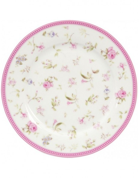 small plate ELEGANT ROSE Ø 22 cm
