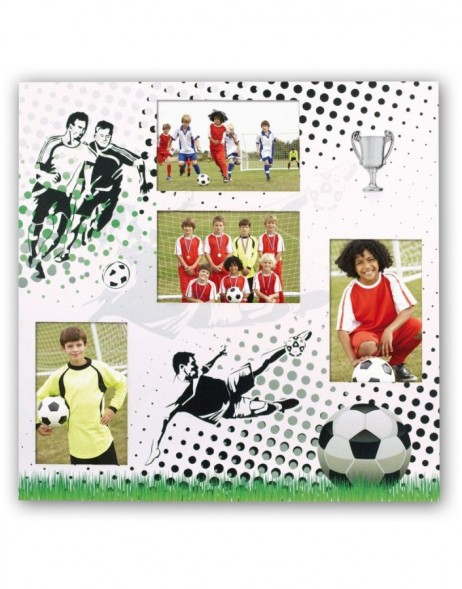 gallery frame 4 photos 10x15 cm FOOTBALL