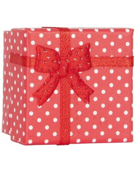 gift box DOTS 6PA0398R by Clayre Eef