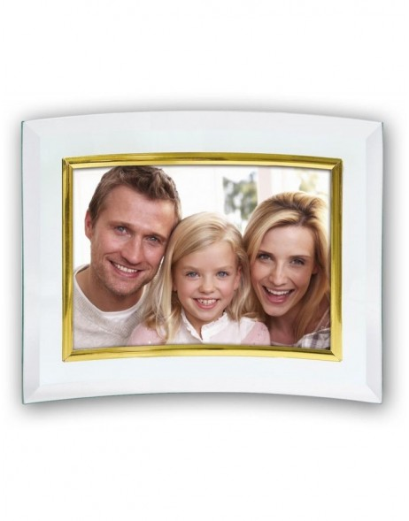 Accento 10x15 cm and 13x18 cm glass photo frame