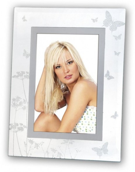 glass photo frame Conny 13x18 cm