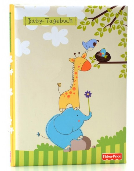 Goldbuch Fisher Price baby diary