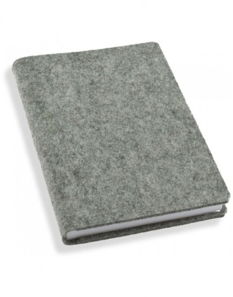 notebook FilZit grey DIN A5