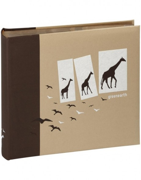 Greenearth slip-in album 10x15 cm, 11x15 cm, 12x17 cm and 13x19 cm