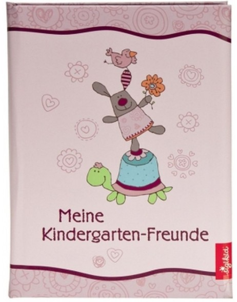 HAPPY FRIENDS Freundebuch Kindergarten