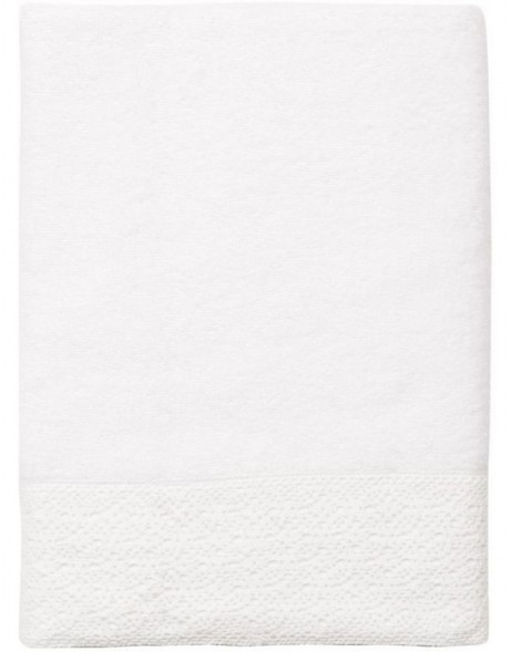 towel 70 x 140 cm TOW0004LW Clayre Eef White