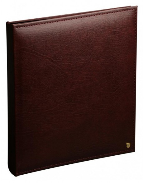 photo album LONZO bordeaux XL 30x36,6 black pages