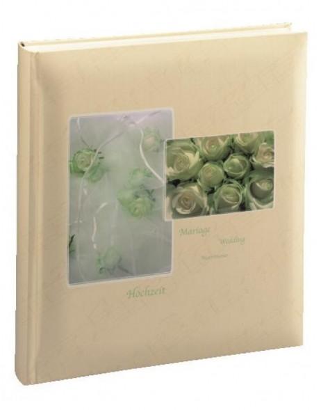 Wedding photo album Attraction beige