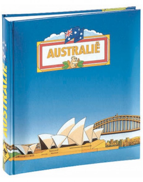 Henzo country photo album AUSTRALIA