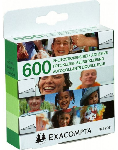 HERMA Photo stickers in cardboard dispender 500 pcs.