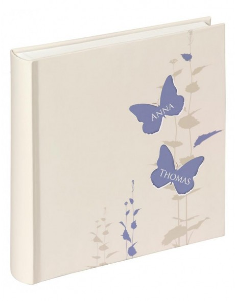 baby photo album PAPILLON